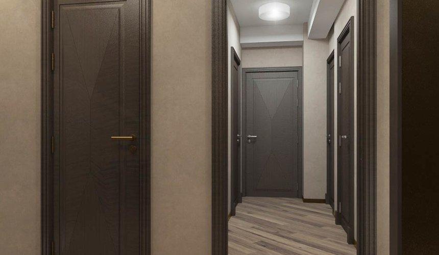 Ремонт и дизайн интерьера трехкомнатной квартиры по ул. Кузнечная 81 80