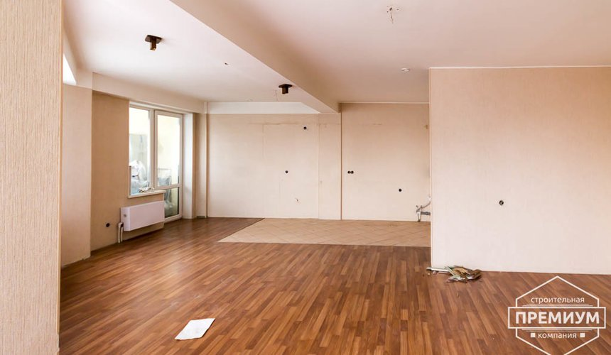 Ремонт и дизайн интерьера трехкомнатной квартиры по ул. Кузнечная 81 23