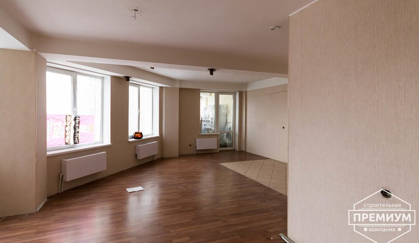 Ремонт и дизайн интерьера трехкомнатной квартиры по ул. Кузнечная 81 24