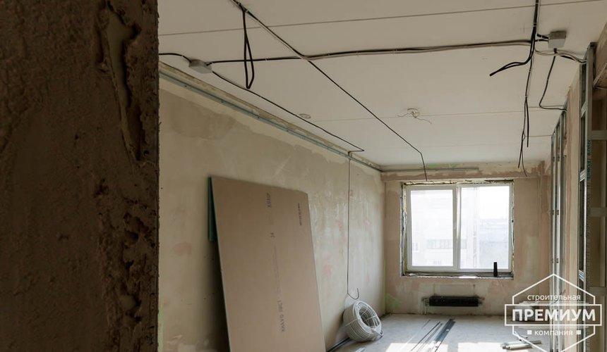 Ремонт и дизайн интерьера трехкомнатной квартиры по ул. Кузнечная 81 34