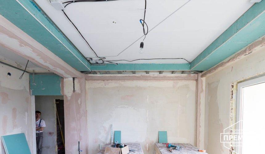 Ремонт и дизайн интерьера трехкомнатной квартиры по ул. Кузнечная 81 35