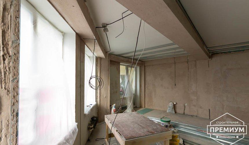 Ремонт и дизайн интерьера трехкомнатной квартиры по ул. Кузнечная 81 37