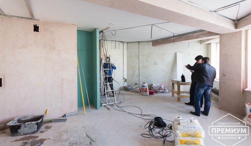 Ремонт и дизайн интерьера трехкомнатной квартиры по ул. Кузнечная 81 39