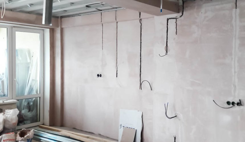 Ремонт и дизайн интерьера трехкомнатной квартиры по ул. Кузнечная 81 47