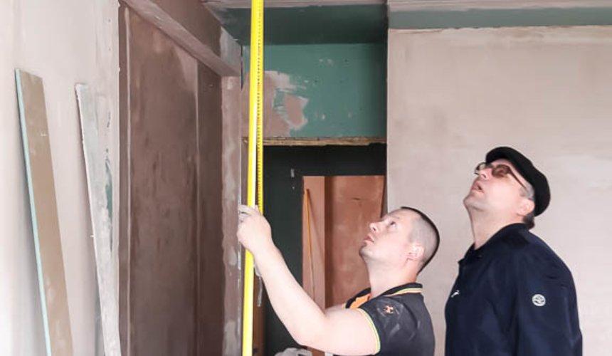 Ремонт и дизайн интерьера трехкомнатной квартиры по ул. Кузнечная 81 48