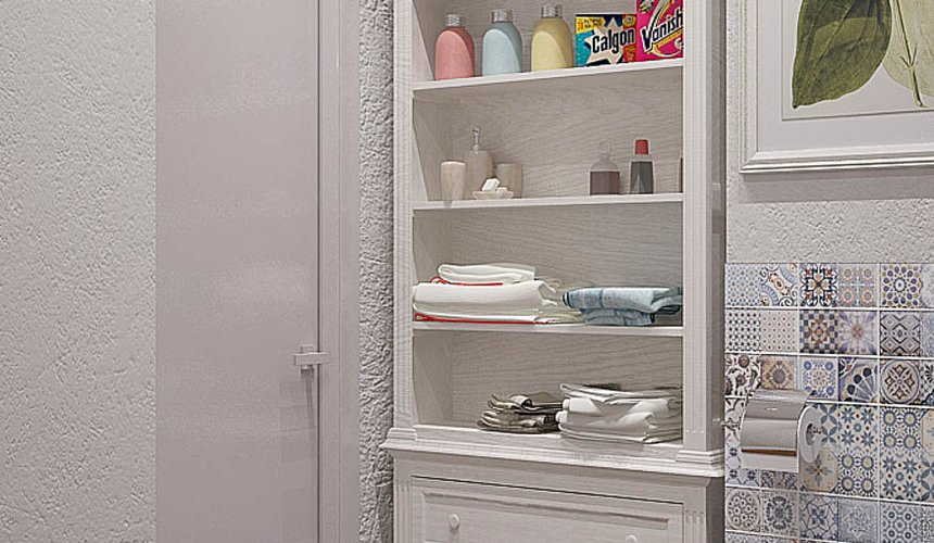 Ремонт и дизайн интерьера трехкомнатной квартиры по ул. Татищева 49 110