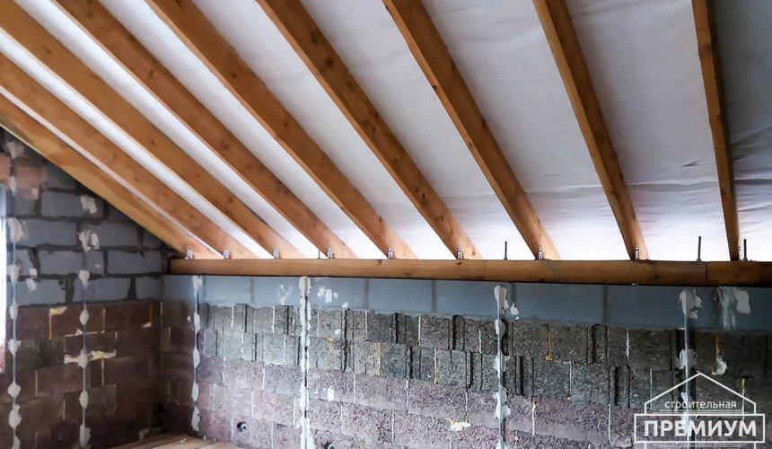 Механизированная штукатурка стен в коттедже 250 кв.м., п. Кашино 18