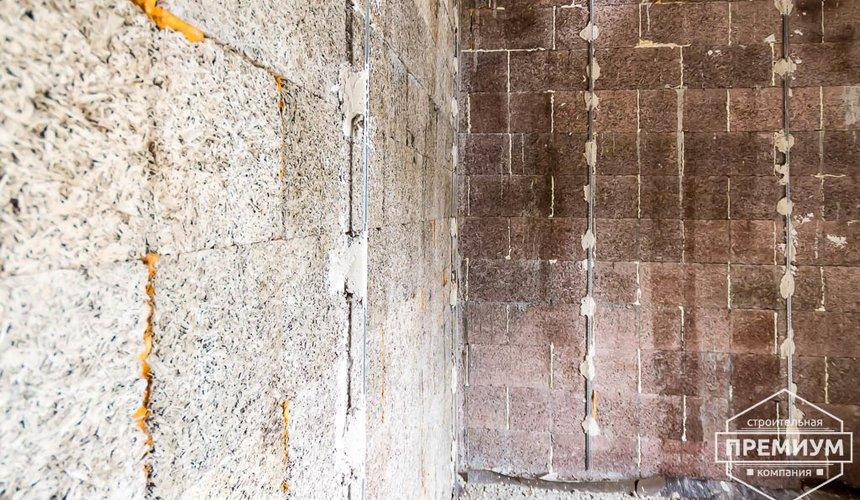 Механизированная штукатурка стен в коттедже 250 кв.м., п. Кашино 20