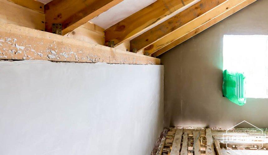 Механизированная штукатурка стен в коттедже 250 кв.м., п. Кашино 1