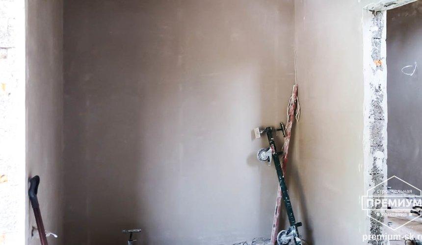 Механизированная штукатурка стен в коттедже 250 кв.м., п. Кашино 5