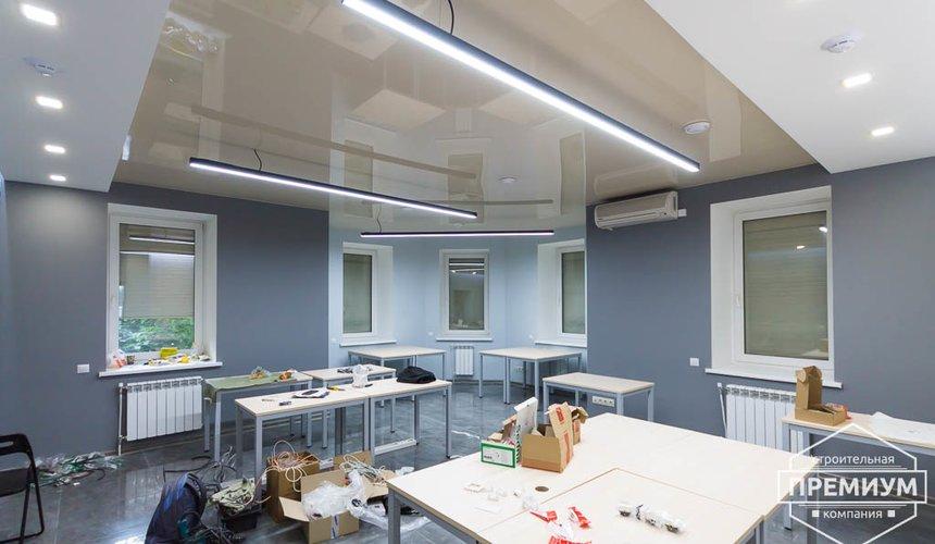 Ремонт офисного помещения 100 кв.м., ул. Московская 12