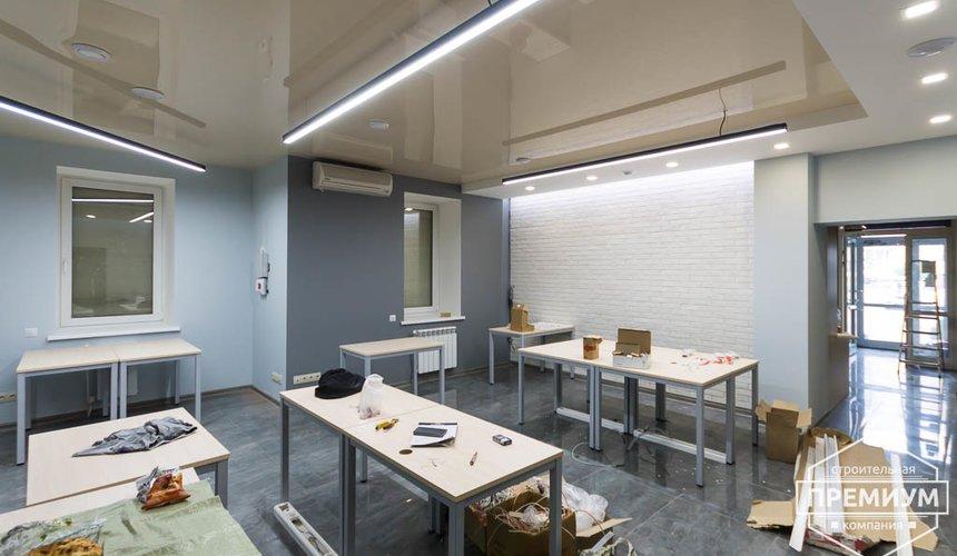Ремонт офисного помещения 100 кв.м., ул. Московская 13