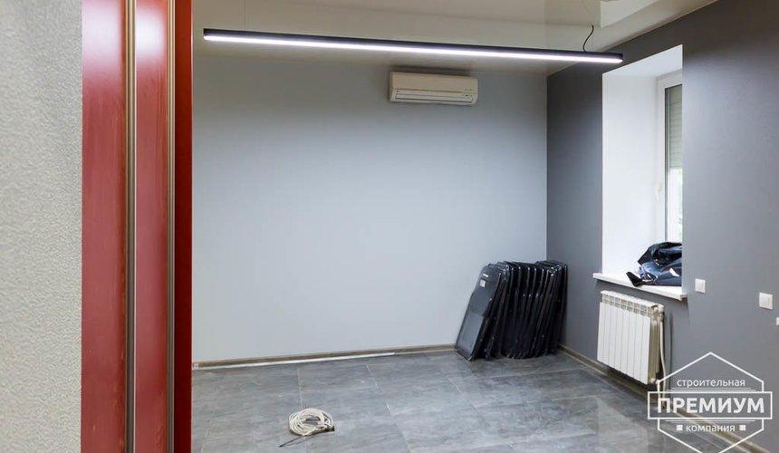 Ремонт офисного помещения 100 кв.м., ул. Московская 1