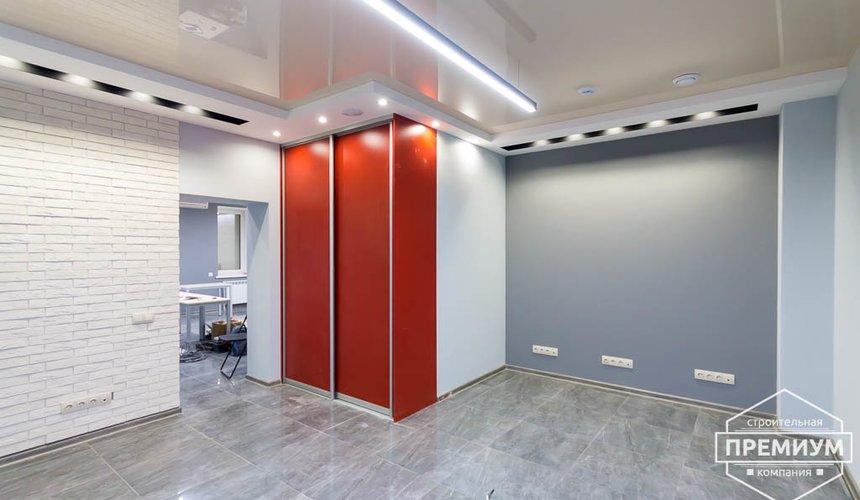 Ремонт офисного помещения 100 кв.м., ул. Московская 3