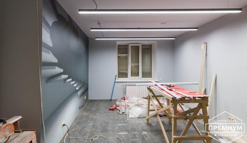 Ремонт офисного помещения 100 кв.м., ул. Московская 16