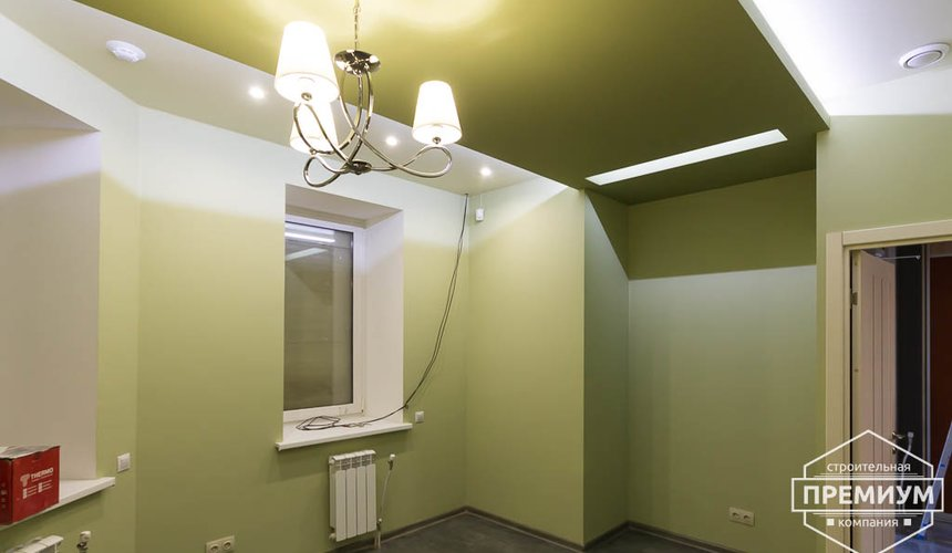 Ремонт офисного помещения 100 кв.м., ул. Московская 20