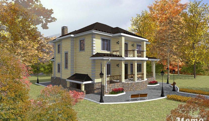 Индивидуальный проект дома 314 м2 в Сысерти 1