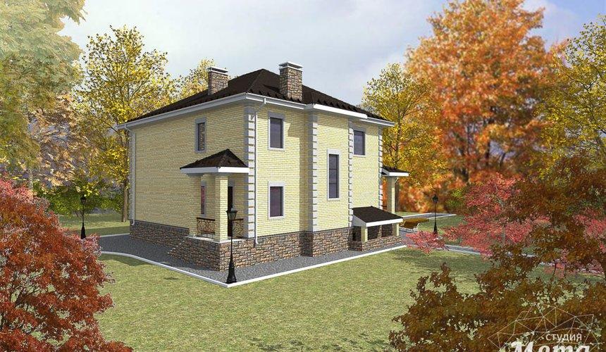 Индивидуальный проект дома 314 м2 в Сысерти 2