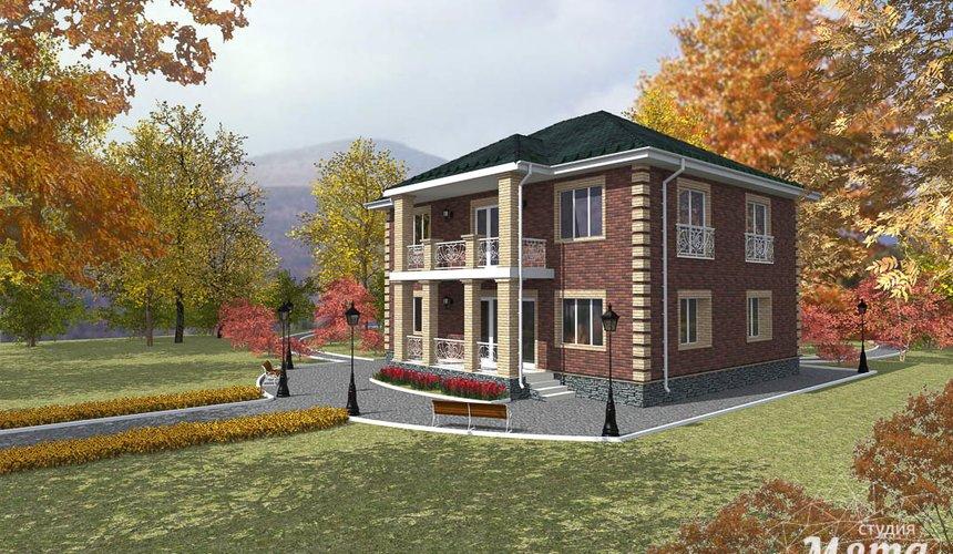 Индивидуальный проект двухэтажного дома 210 м2 в Сочи 1