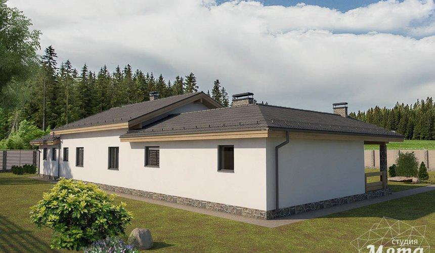 Индивидуальный проект коттеджа 240 м2 в КП Мельница 3