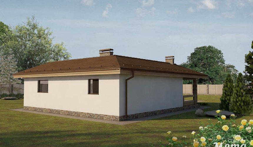Индивидуальный проект дома 80 м2 в Ханты-Мансийске 2