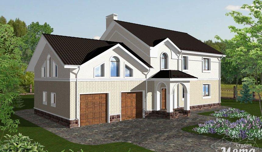 Индивидуальный проект дома 330 м2 в г. Когалым 1