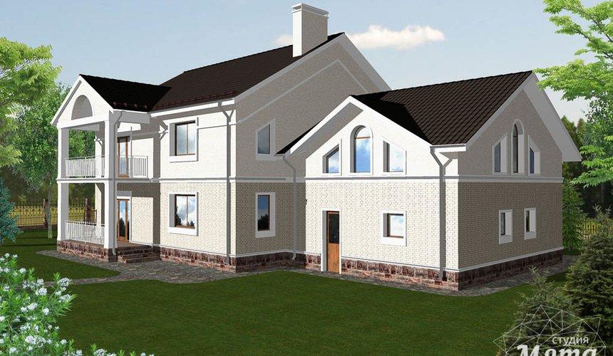 Индивидуальный проект дома 330 м2 в г. Когалым 3