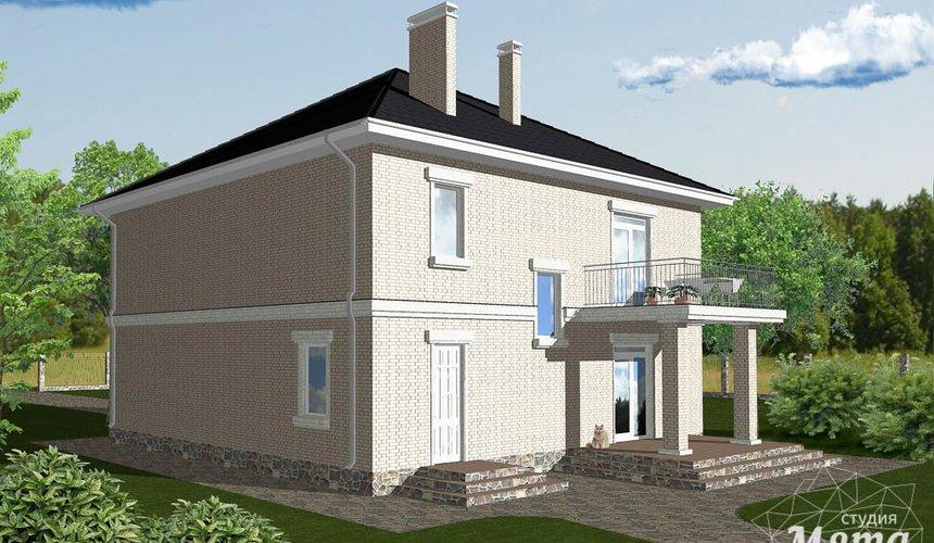 Индивидуальный проект дома 200 м2 в Краснодаре 2
