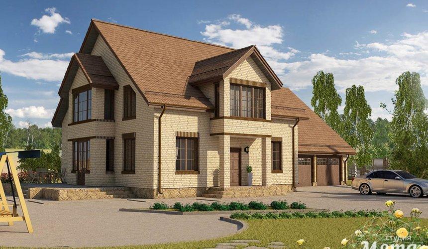 Индивидуальный проект дома 330 м2 в КП Косулино 1
