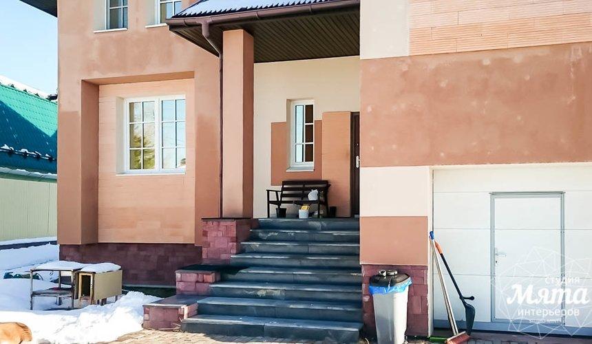 Индивидуальный проект дома 215 м2 в п. Санаторный 13