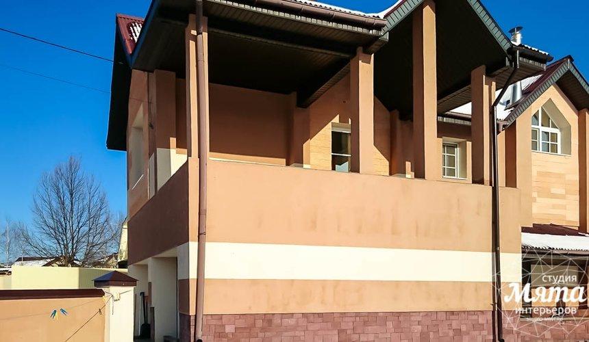 Индивидуальный проект дома 215 м2 в п. Санаторный 16