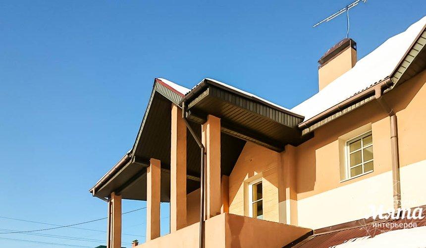 Индивидуальный проект дома 215 м2 в п. Санаторный 20