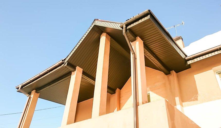 Индивидуальный проект дома 215 м2 в п. Санаторный 21
