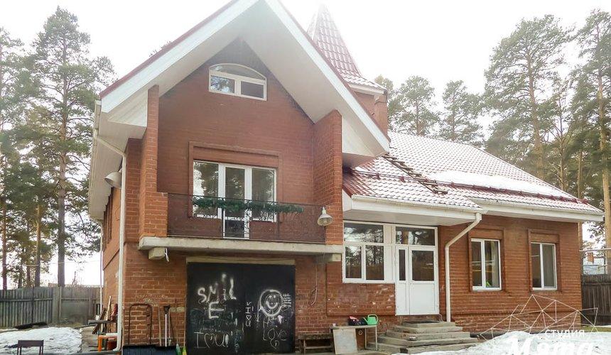 Индивидуальный проект коттеджа 195 м2 в г. Екатеринбург 7