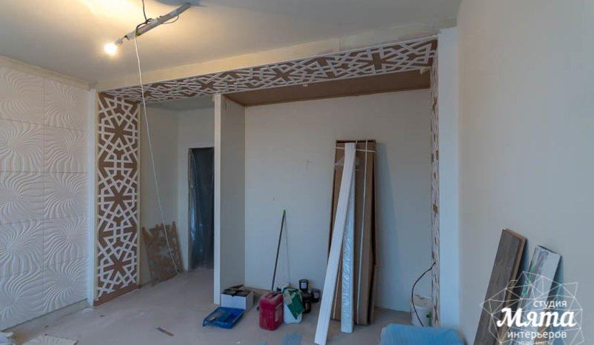 Ремонт и дизайн интерьера трехкомнатной квартиры по ул. Татищева 49 81