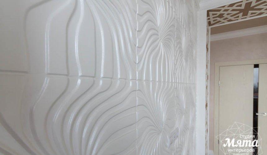 Ремонт и дизайн интерьера трехкомнатной квартиры по ул. Татищева 49 38