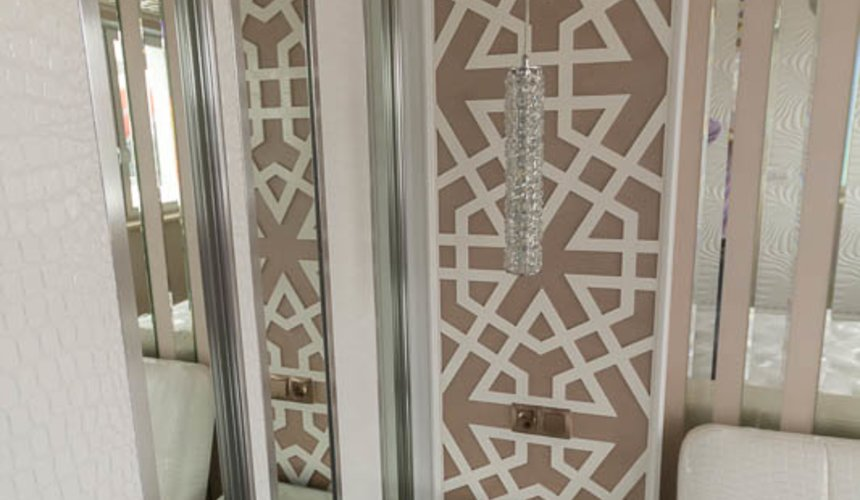 Ремонт и дизайн интерьера трехкомнатной квартиры по ул. Татищева 49 40