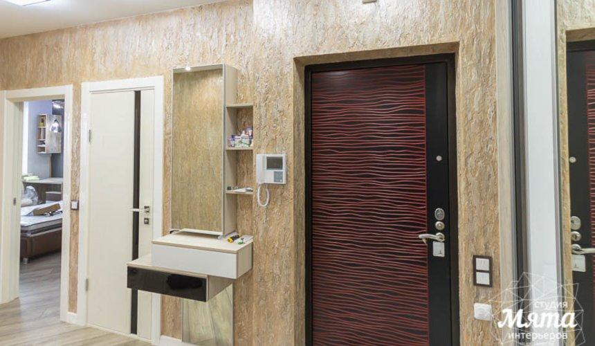 Ремонт и дизайн интерьера трехкомнатной квартиры по ул. Татищева 49 51