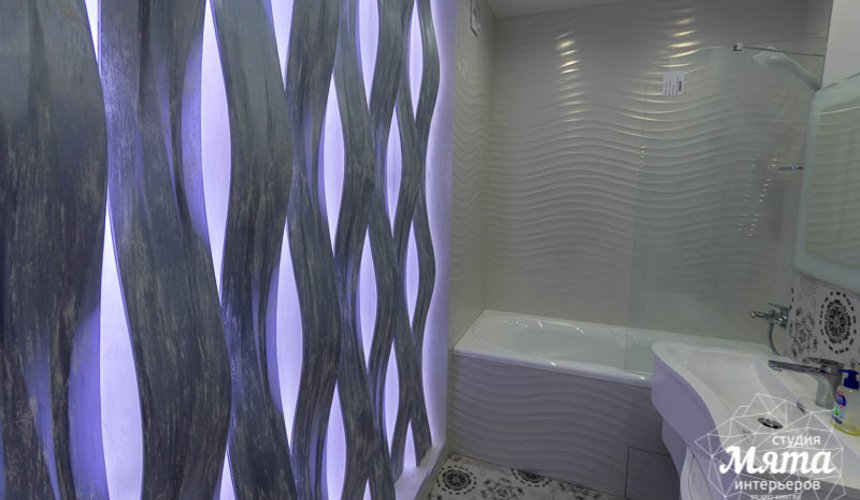 Ремонт и дизайн интерьера трехкомнатной квартиры по ул. Татищева 49 59