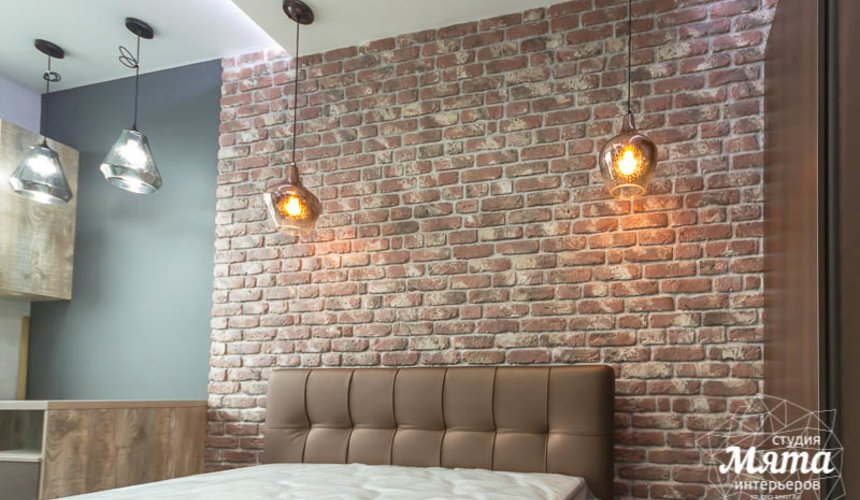 Ремонт и дизайн интерьера трехкомнатной квартиры по ул. Татищева 49 4