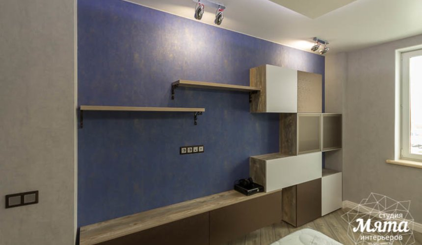 Ремонт и дизайн интерьера трехкомнатной квартиры по ул. Татищева 49 5