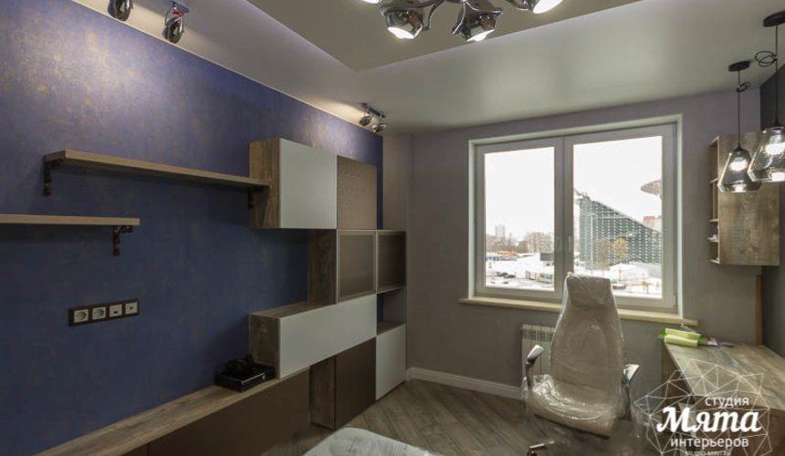 Ремонт и дизайн интерьера трехкомнатной квартиры по ул. Татищева 49 6