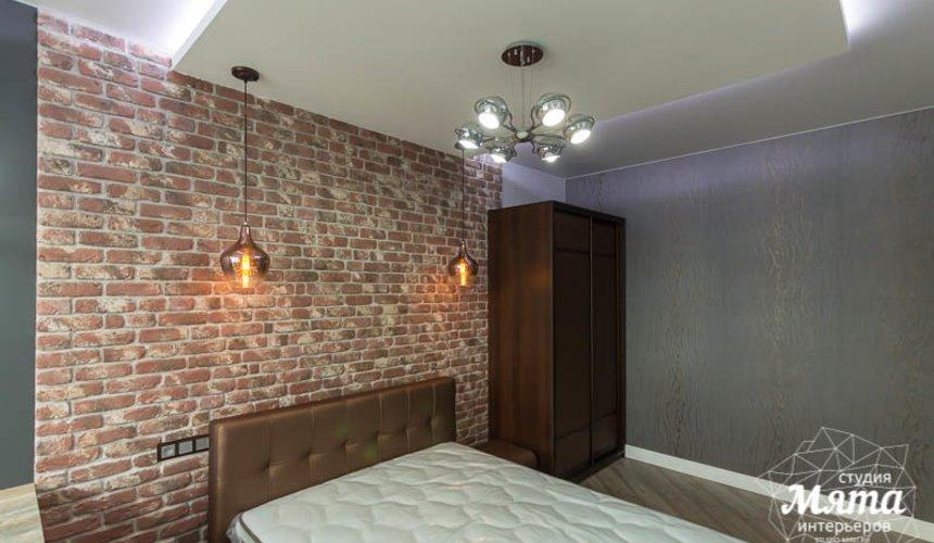 Ремонт и дизайн интерьера трехкомнатной квартиры по ул. Татищева 49 8