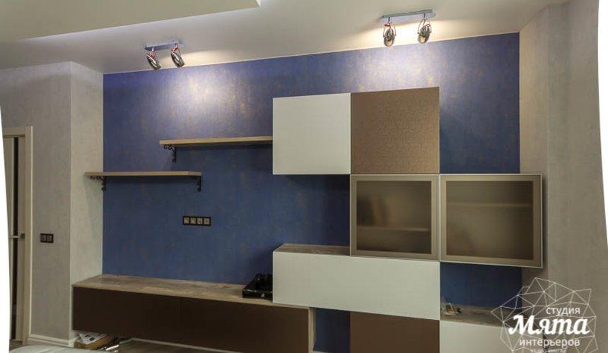 Ремонт и дизайн интерьера трехкомнатной квартиры по ул. Татищева 49 10