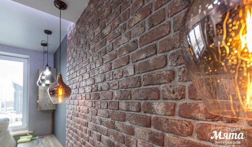 Ремонт и дизайн интерьера трехкомнатной квартиры по ул. Татищева 49 11