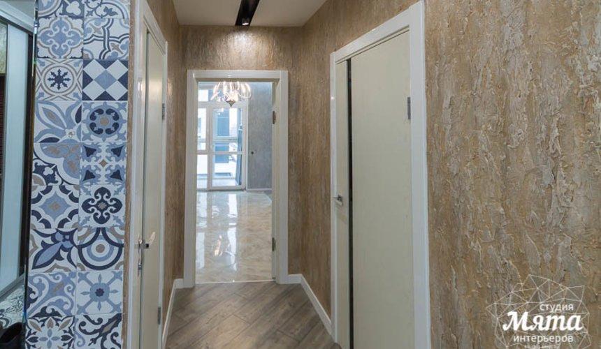 Ремонт и дизайн интерьера трехкомнатной квартиры по ул. Татищева 49 56
