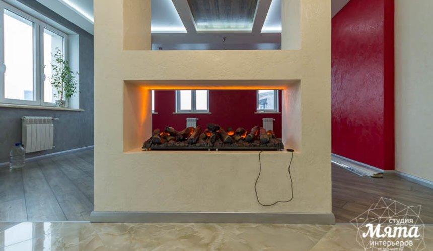 Ремонт и дизайн интерьера трехкомнатной квартиры по ул. Татищева 49 20