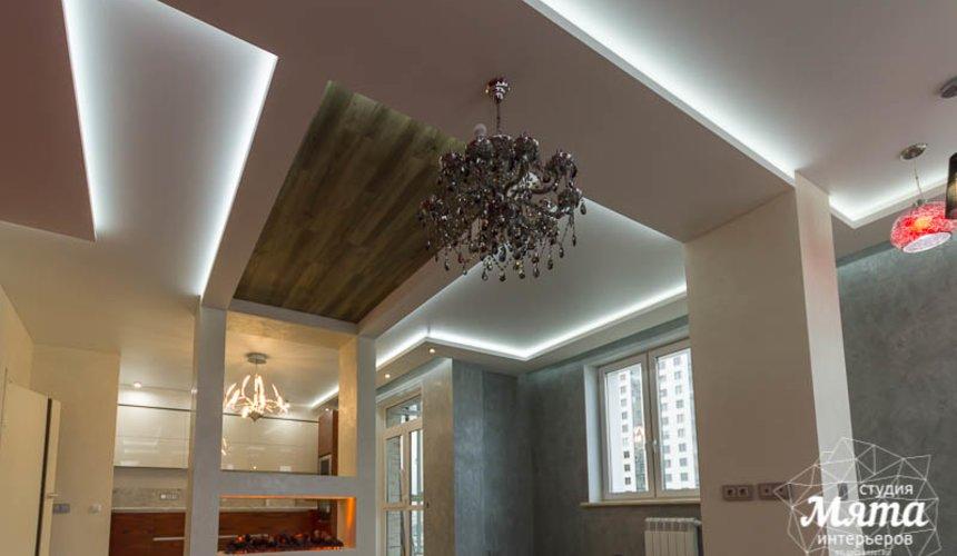Ремонт и дизайн интерьера трехкомнатной квартиры по ул. Татищева 49 26