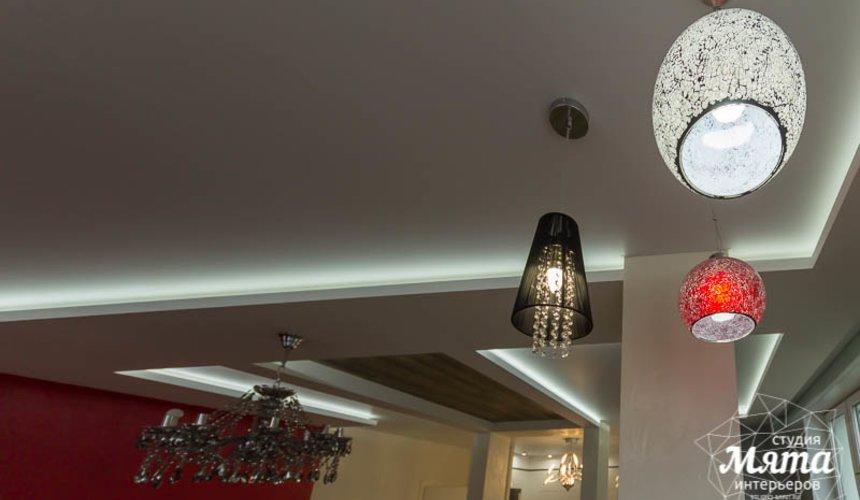 Ремонт и дизайн интерьера трехкомнатной квартиры по ул. Татищева 49 29