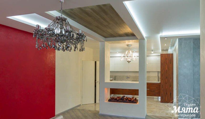 Ремонт и дизайн интерьера трехкомнатной квартиры по ул. Татищева 49 30